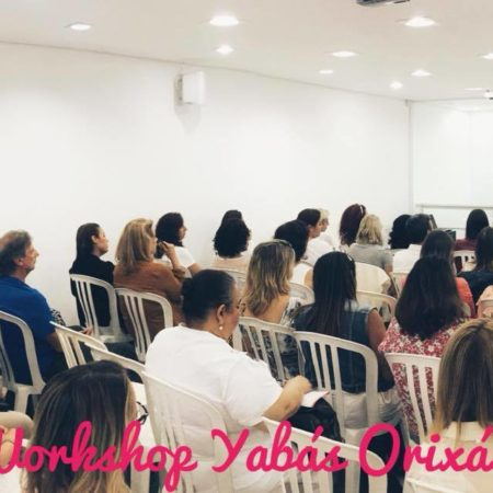 Workshop Yabás Orixás do Amor e da Guerra