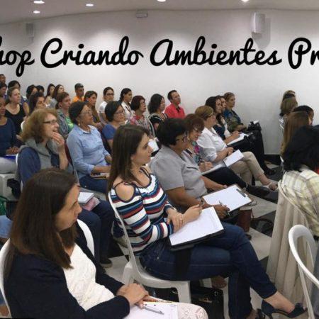 Workshop Criando Ambientes Prosperos