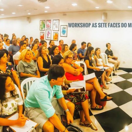 Workshop – As Sete Faces do Mestre Jesus Cristo